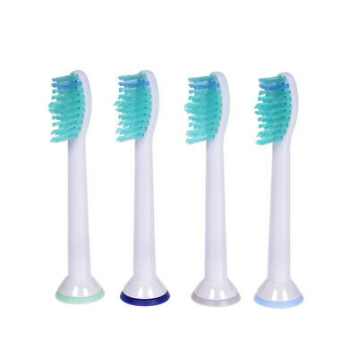 4 Pieces Brushes Replacement brushes Philips Sonicare P Hx6014 Brush Heads Pro