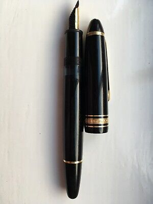 Vintage Montblanc Meisterstuck No.146 Fountain Pen - See Notes!