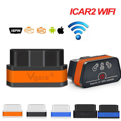 Vgate iCar2 Bluetooth Wifi OBD2 OBDII Car Diagnose Scanner Code Reader for IOS