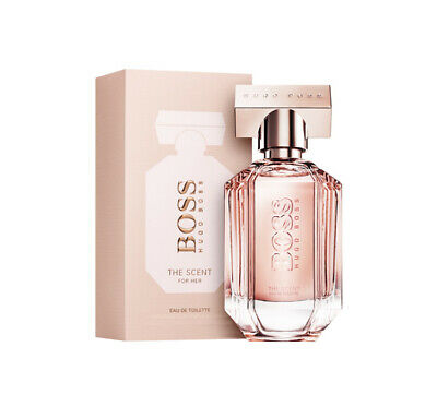 Hugo Boss Boss The Scent For Her Edt Spray 30 Ml 50 Ml 100 Ml