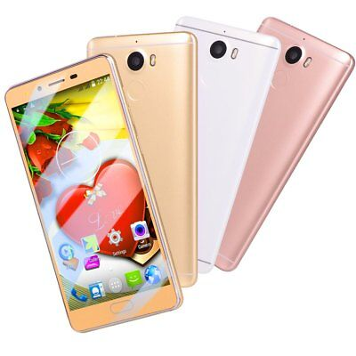 5 Inch Cheap GSM Unlocked Android Cell Smart Phone Quad Core Dual SIM&Camera DQ