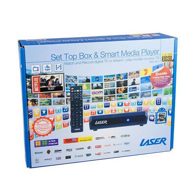 Fhd Set Top Box & Quad Core Android Smart Media Player
