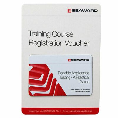 Seaward Online PAT Training Course (997A941) + FREE Practical Guide Book