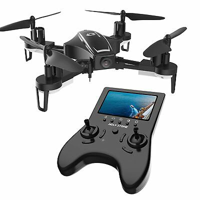 Holy Stone HS230 FPV Selfie Drohne mit 720P HD Kamera 5.8G LCD Quadcopter Drone