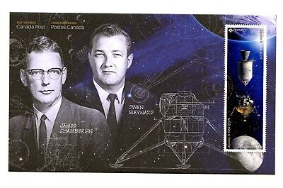 Canada FDC APOLLO 50th Ann MOON LANDING SOLD OUT at CPOST Becoming Scarce  2019