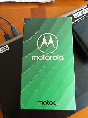 Motorola Moto G7 PLAY - 2+32 GB - Ceramic Black (Unlocked) (Single SIM)