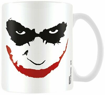 "DC Comics The Dark Knight ""Joker Face"" Ceramic Mug Multi-Colour"
