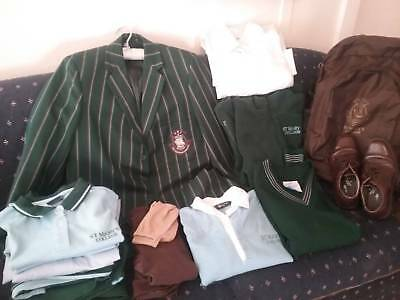 Complete Package SMC Senior School Uniform - AS NEW CONDITION!!