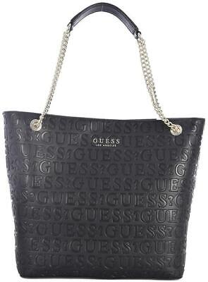 Détails sur Neuf Guess Los Angeles Joli Sac à Main Shopper City Robyn Cameo Rose (125)