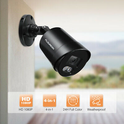720P HD IP Cámara Wireless CCTV WiFi Vigilancia Exterior Seguridad Baby monitor
