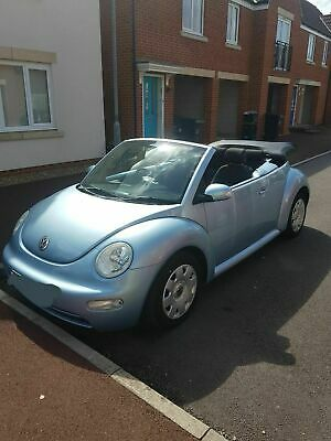 Vw Beetle Convertible 1.6 Petrol 2004
