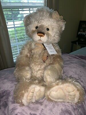 Charlie Bears Isabelle Lee Masterpiece 2018 Only 300 Made Worldwide 116/300