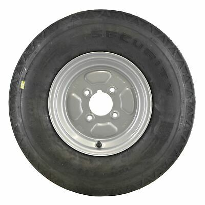 "10"" Wheel & Tyre for Indespension Tow-a-Van Box Trailer 750kg Unbraked"