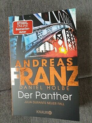 Andreas Franz / Holbe - Der Panther - Durant 19 - 9783426520857