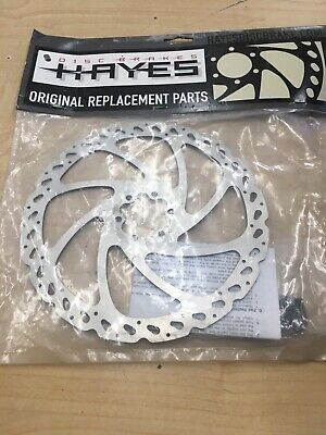 Hayes V8 Disc Rotor 203mm with Hardware