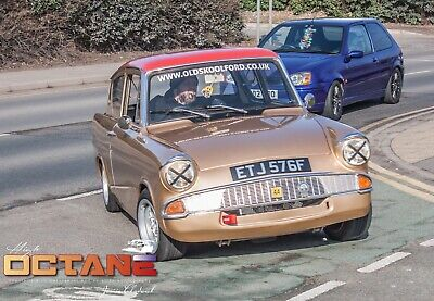 Ford Anglia 105e, 1600cc xflow powered Escort cortina Capri classic