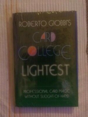 CD Card College #1 E-Book by Roberto Giobbi