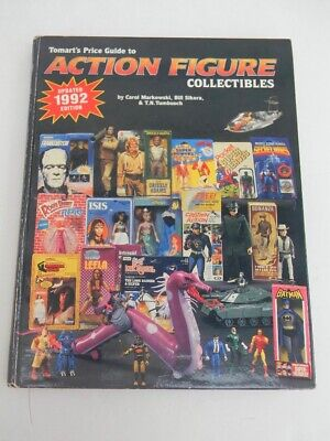 Tomart's Price Guide To Action Figure Collectibles 1992 Edition