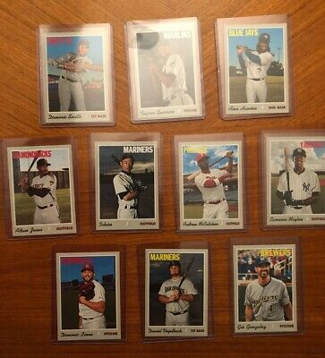 2019 Topps Heritage High Numbers Short Print SP - You pick