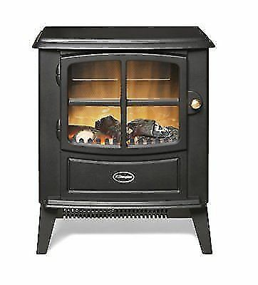 Dimplex Brayford 2 KW Electric Stove Optiflame Effect With Flame Only Setting