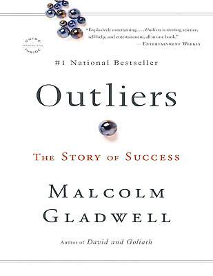 Outliers: The Story of Success by Malcolm Gladwell (E-B0K&AUDI0||E-MAILED) #07