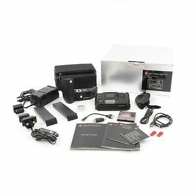 Leica Leitz Digital-Modul-R Dmr Set + Box 14439 #2287