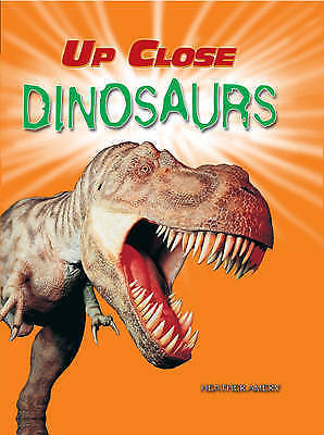 Dinosaurs (Up Close), Amery, Heather, Used; Good Book