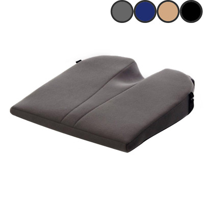 8 Degree Coccyx Cut Out Wedge Cushion Pillow Office Car Sports Car Bucket Seat