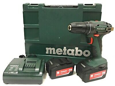 Metabo cordless drill / driver (18V) - BS 18 - 602207540