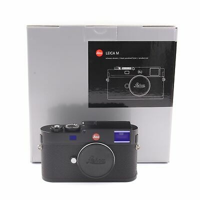 Leica Leitz M Typ 262 Black + Box 10947 #1318