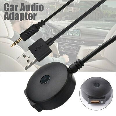 WIRELESS USB BLUETOOTH 3 5mm AUX Audio Stereo Home Car
