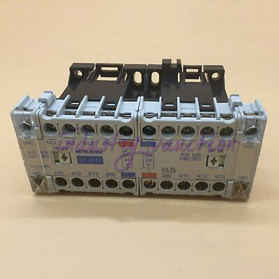 New MITSUBISHI MELSEC ELECTRIC SD-QR12 DC CONTACTOR SWITCH Semiconductor DC24V