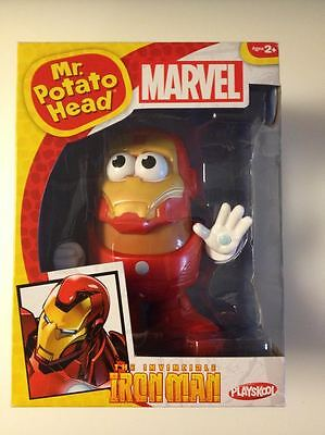 New Ready To Ship Potato Head Toy PPW Marvel Comics Ant Man Mr