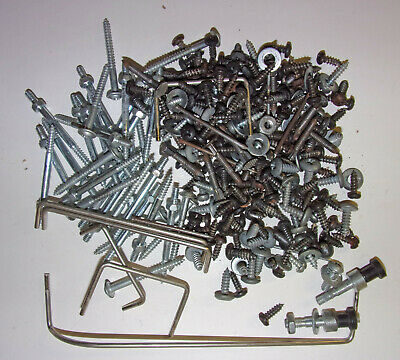 Williams LUCKY ACE pinball machine ASSORTED PLAYFIELD HARDWARE  Wire Lane Guides