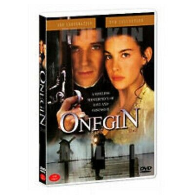 ONEGIN Fiennes *SHIPS FROM THE USA* 1999 ONEGIN NEW SEALED DVD