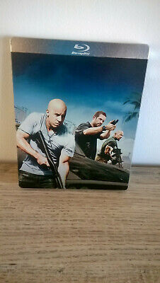 Blu-ray Steelbook Fast and furious 5