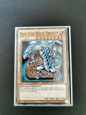 Blue Eyes White Dragon Speed Duel SS02 NM Common