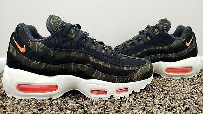 detailed look speical offer classic style NIKE AIR MAX 95 Climax Size 4 GS Size 5.5 Womens Black ...