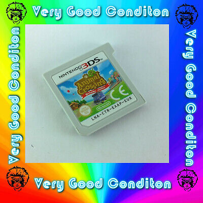 Animal Crossing: New Leaf Welcome Amiibo for Nintendo 3DS - Cartridge Only - VGC