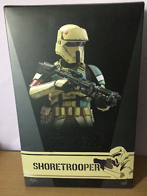 Hot Toys Star Wars Movie Masterpiece Rogue One Story Shore Trooper 1/6 Scale