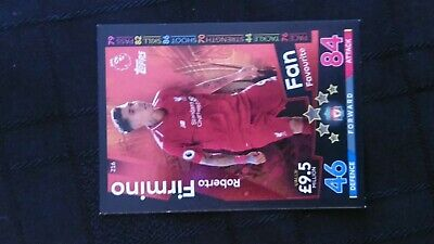 Match Attax 2018/19 Choose Your Liverpool Fc Team Cards Buy 4 Get 6 Free