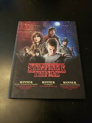"""Stranger Things Season 1 DVD 4 Disc Set Netflix """"For Your Consideration"""" (5A)"""
