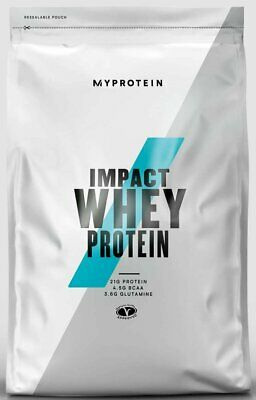 Myprotein Whey Protein Blend Natural Impact Healthy Rich Essential Nutrients...