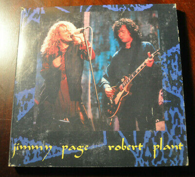Jimmy Page & Robert Plant: Presence Now Toronto March 27, 1995