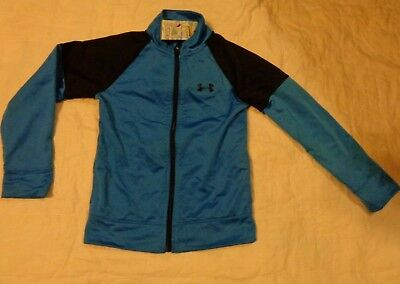 Under Armour Golf,2T Toddler Boys Full Zip,l/s Shirt,jacket Sweater,excellent