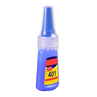 Loctite 401 Super Glue Instant Adhesive 20G Metal Rubber Ceramic Leather Chy Ff