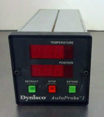 Dynisco - AutoProbe I - Thermocouple Controller                               2D