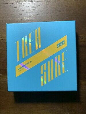 ATEEZ Treasure EP. 3 Both Albums Wave Illusion (includes EVERYTHING except PCs)