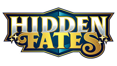 Pokemon TCG Hidden Fates Pin Collection Display (8 Boxes, 24 Packs) PRESALE