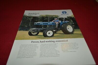 New Holland 3010 S Tractor Brochure AMIL15 ver6